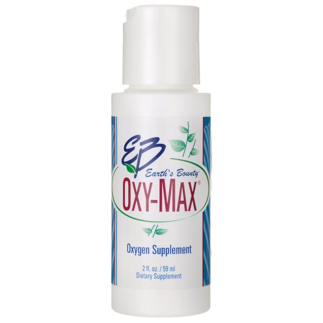 Earth's BountyOxy-Max Oxygen Supplement