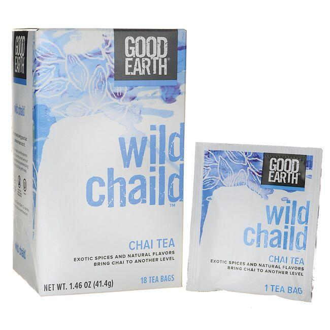 Good EarthWild Chaild Chai Tea