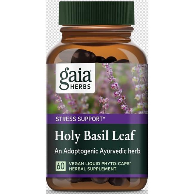 Gaia Herbs Holy Basil Leaf