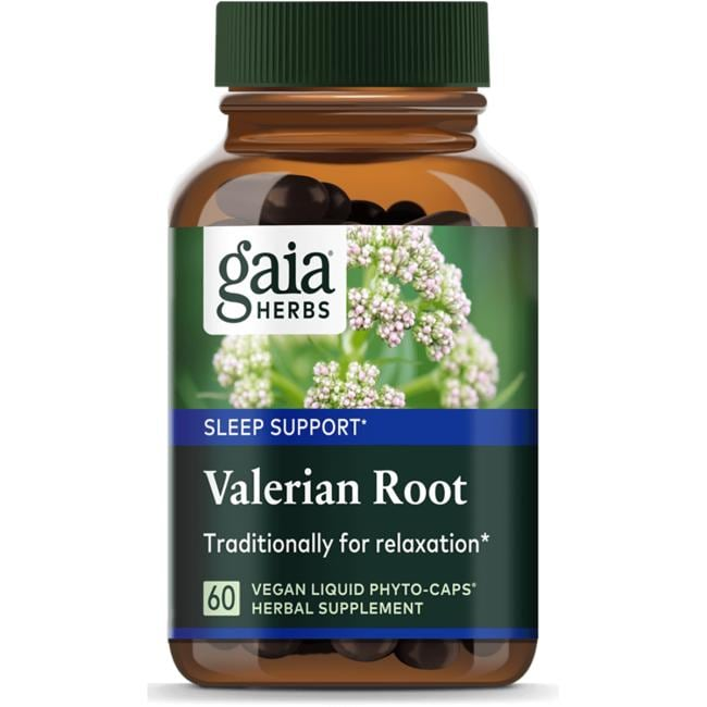 Gaia HerbsValerian Root