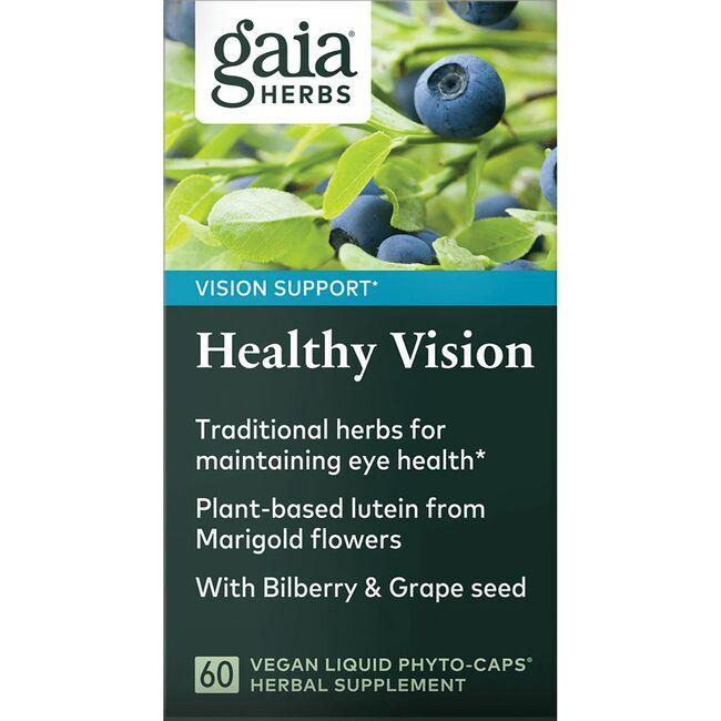 Gaia HerbsVision Enhancement