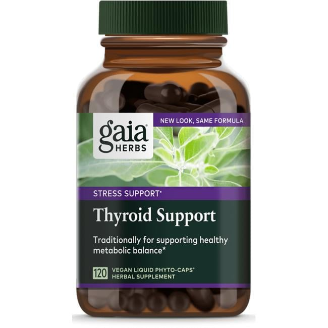 Gaia HerbsThyroid Support