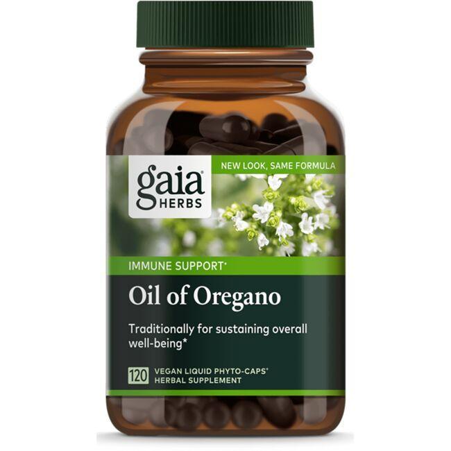 Gaia HerbsOil of Oregano