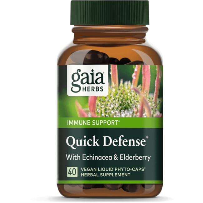 Gaia HerbsQuick Defense