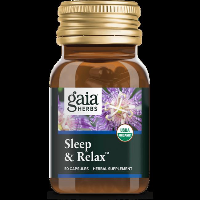 Gaia Herbs Sleep & Relax