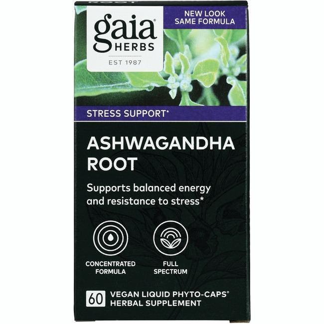 Gaia HerbsAshwagandha Root
