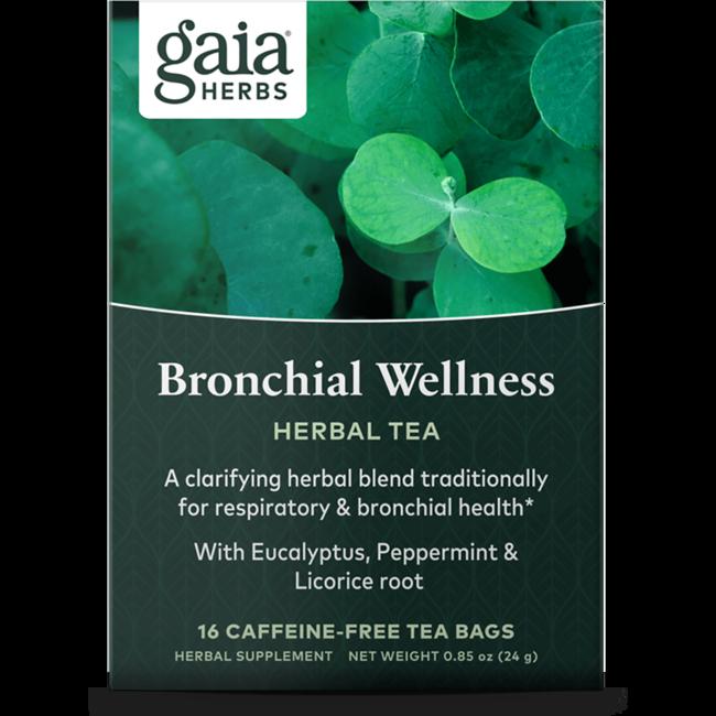 Gaia HerbsBronchial Wellness