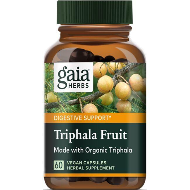 Gaia HerbsTriphala Fruit
