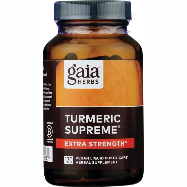 Gaia Herbs Turmeric Supreme