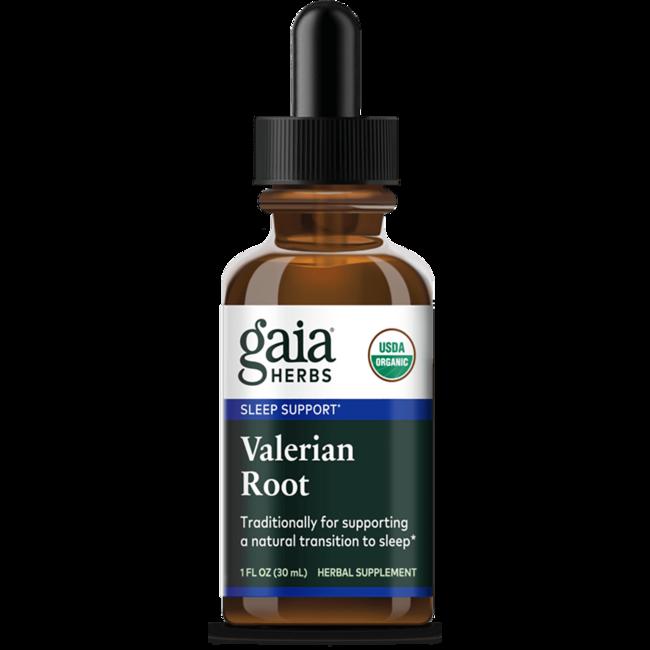 Gaia HerbsCertified Organic Valerian Root