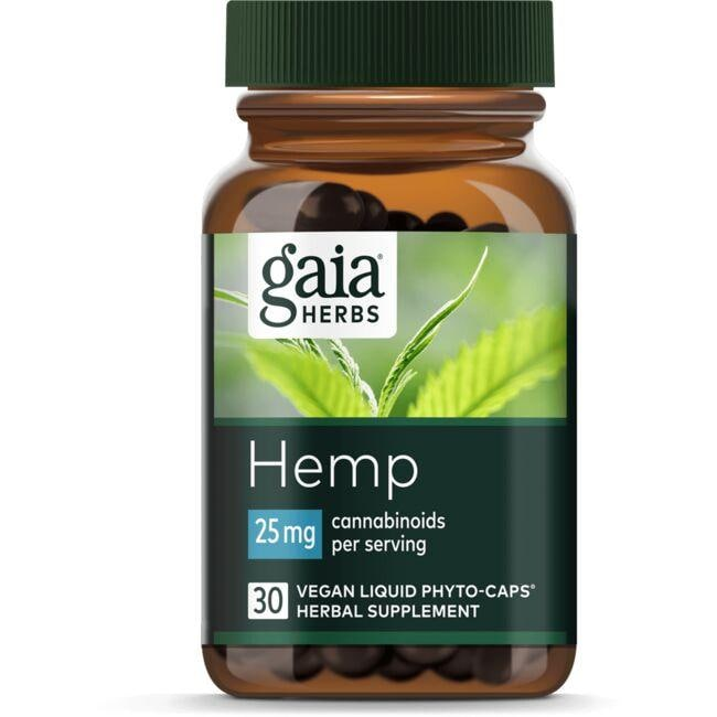 Gaia HerbsHemp Full Spectrum Extract