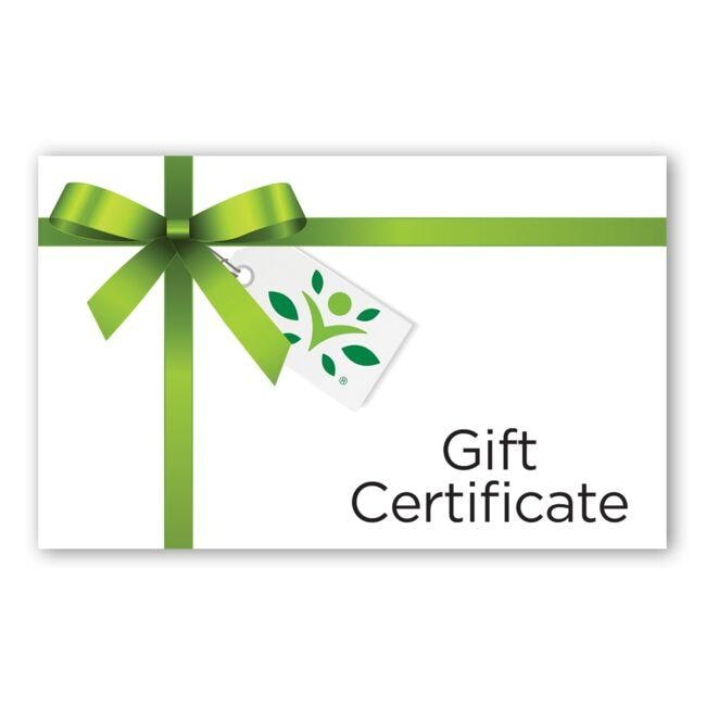 Swanson Health Products, Inc.GIFT CERTIFICATE $5