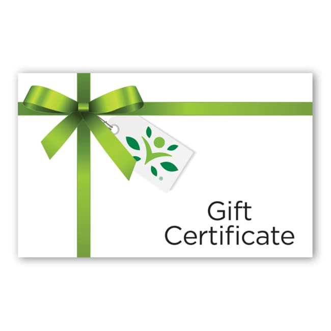 Swanson Health Products, Inc. GIFT CERTIFICATE $5