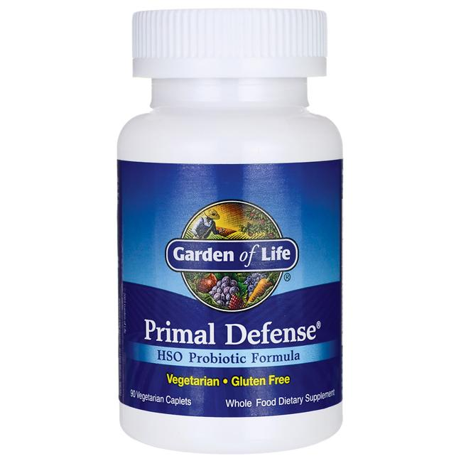 Garden Of Life Primal Defense 90 Cplts Swanson Health Products