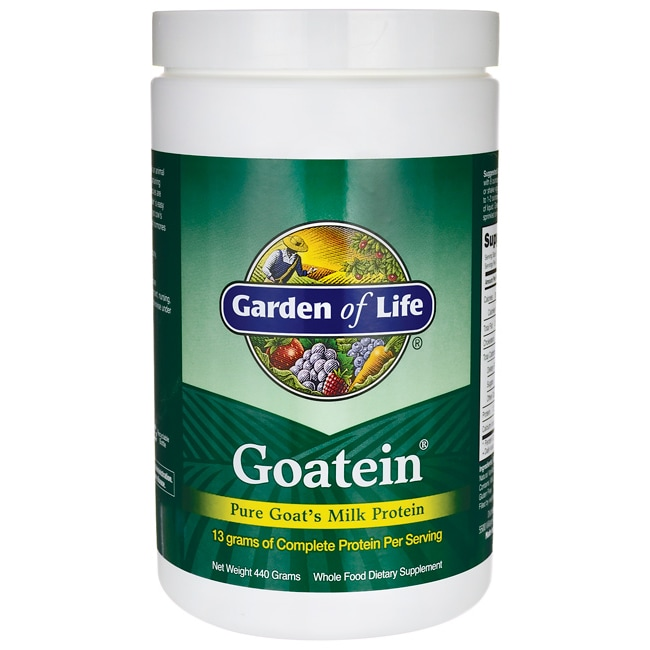 Garden of LifeGoatein