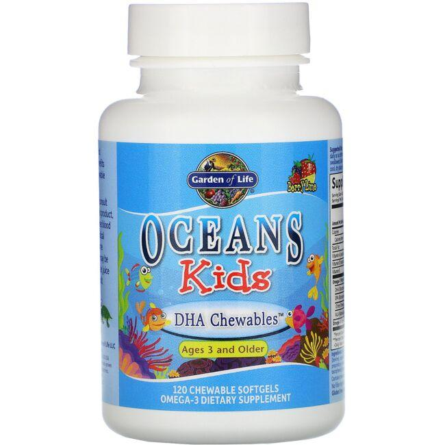 Garden of LifeOceans Kids DHA Chewables