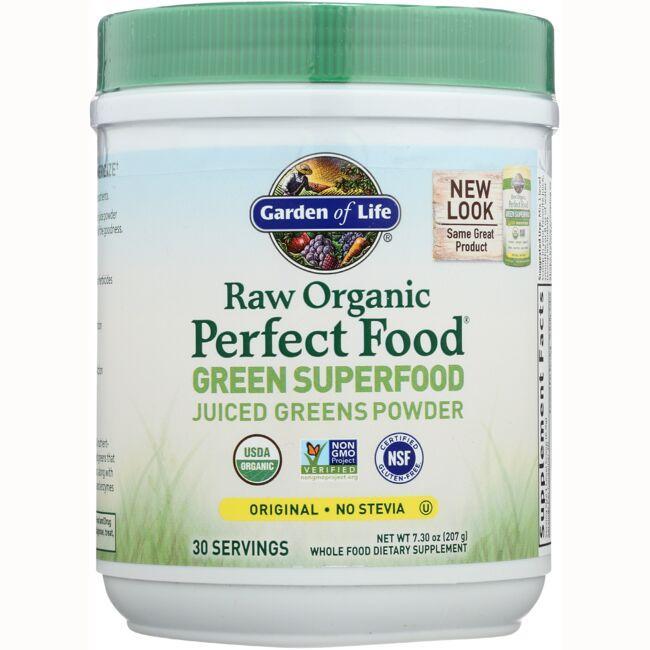 Garden of LifeRaw Organic Perfect Food Green Superfood - Original