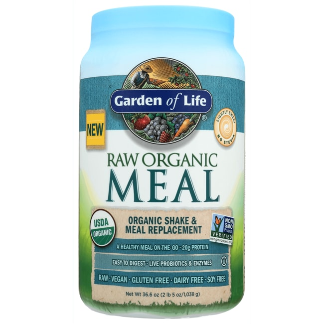 Garden of LifeRaw Organic Meal Shake & Meal Replacement