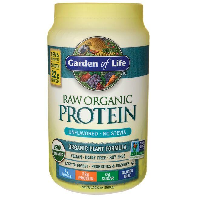 Garden of Life Organic Raw Protein - Unflavored
