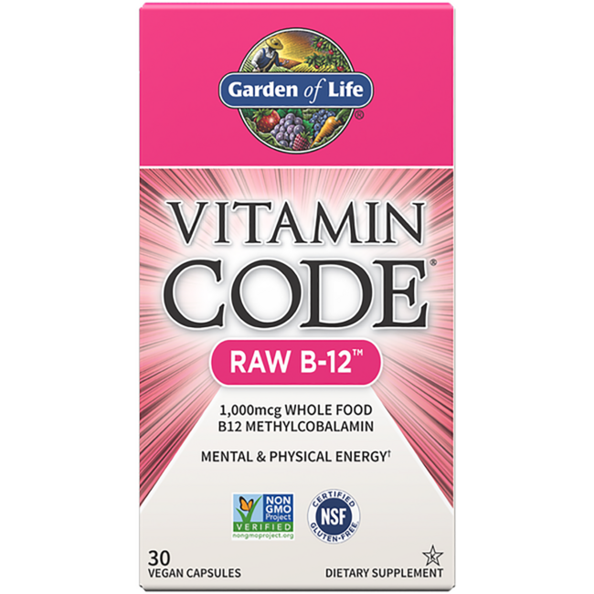 Garden of LifeVitamin Code Raw B-12