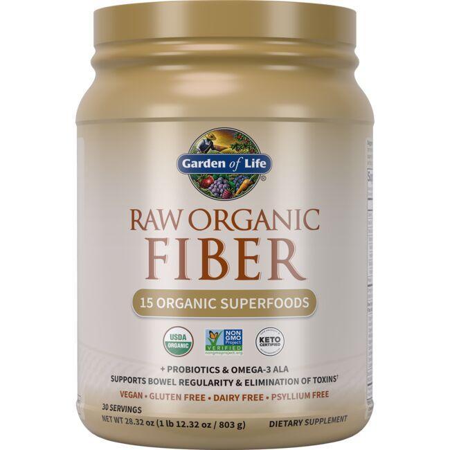 Garden of LifeRAW Organic Fiber