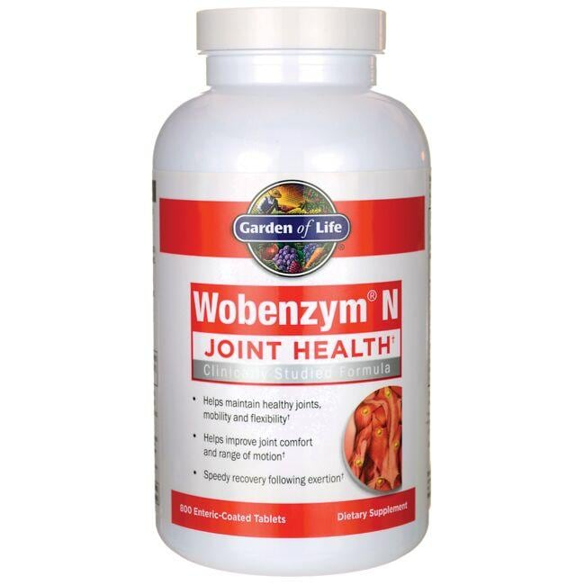 Garden of Life Wobenzym'N Joint Health