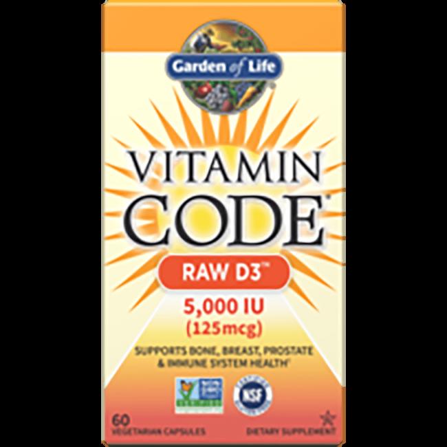 Garden of LifeVitamin Code RAW D3