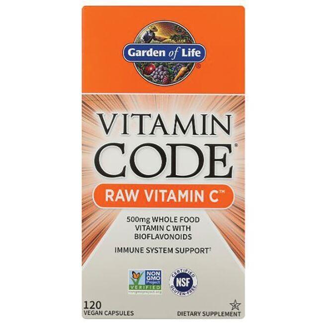Garden of LifeVitamin Code Raw Vitamin C