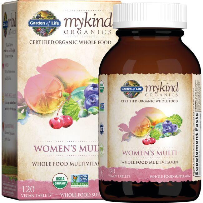 Garden of LifeMykind Organics Women's Multi