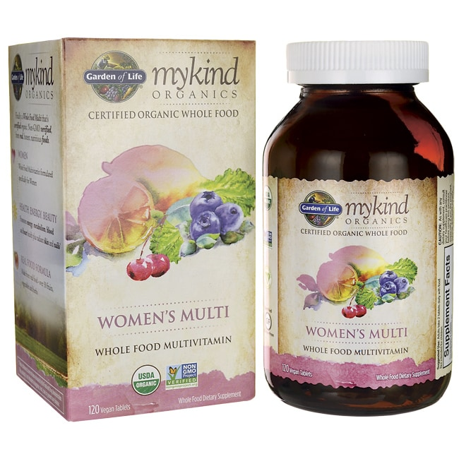 Garden of LifeMykind Organics Women's Multi