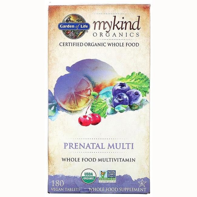 Garden of LifeMykind Organics Prenatal Multi