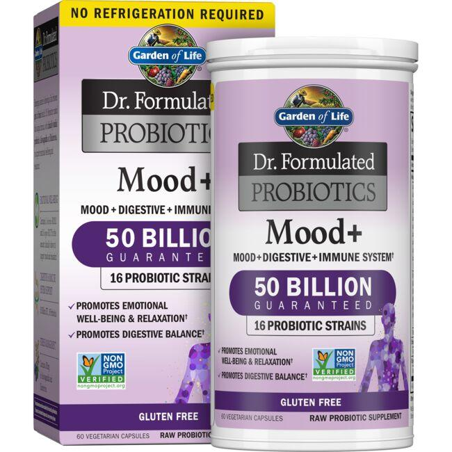 Garden of LifeDr. Formulated Probiotics Mood+