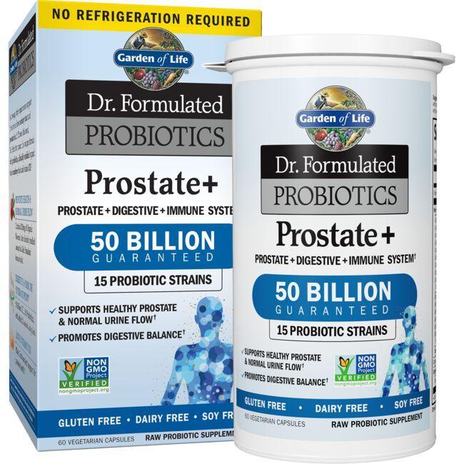 Garden of LifeDr. Formulated Probiotics Prostate+