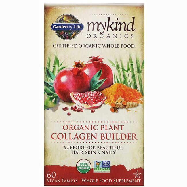 Garden of LifeMykind Organic Plant Collagen Builder
