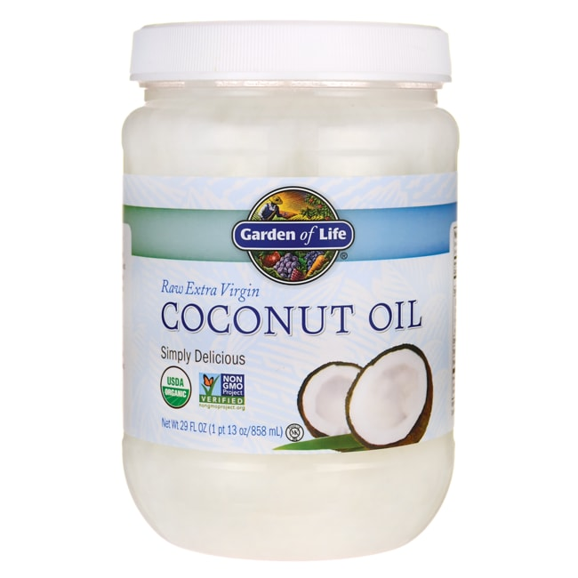 Garden of LifeRaw Extra Virgin Coconut Oil
