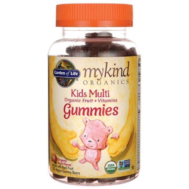 Garden of LifeMykind Organics Kids Gummy Multi - Fruit