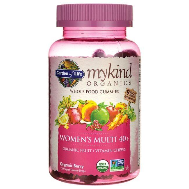 Garden of LifeMykind Organics Women's 40+ Gummy Multi - Berry