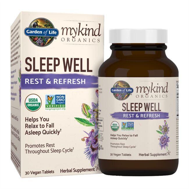 Garden of Lifemykind Organics Sleep Well Rest & Refresh