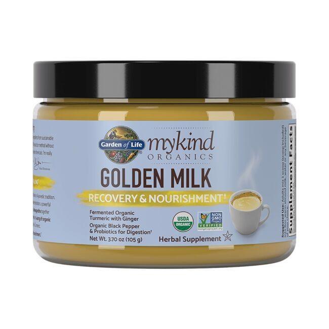 Garden of LifemyKind Organics Golden Milk