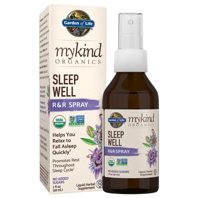 Garden of Life myKind Organics Sleep Well