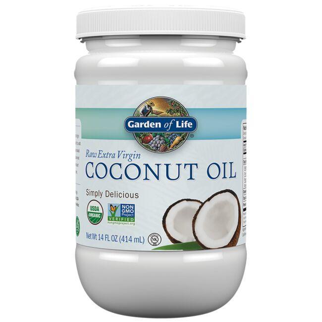 Garden of LifeRaw Organic Extra Virgin Coconut Oil