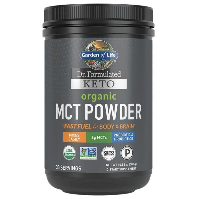 Garden of Life Dr. Formulated Keto Organic MCT