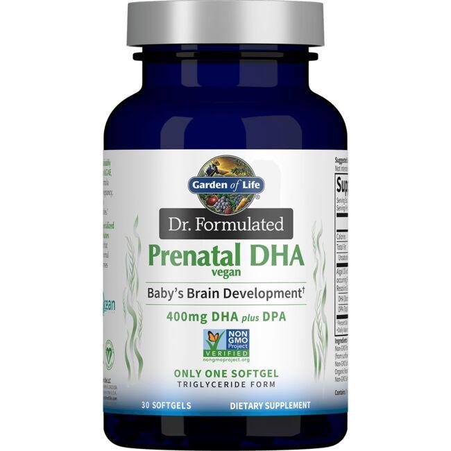 Garden of LifeDr. Formulated Prenatal DHA