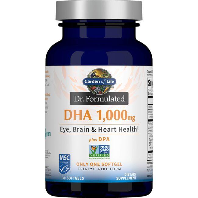 Garden of LifeDr. Formulated DHA - Lemon