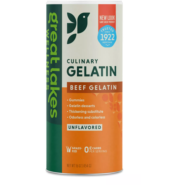 Gelatin supplements for joints