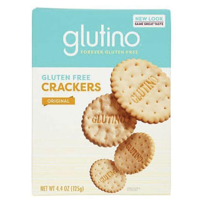 GlutinoGluten Free Crackers - Original Flavor