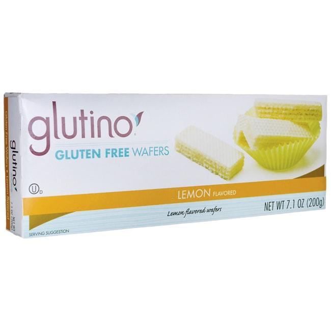 Glutino Gluten Free Wafer Cookies - Lemon