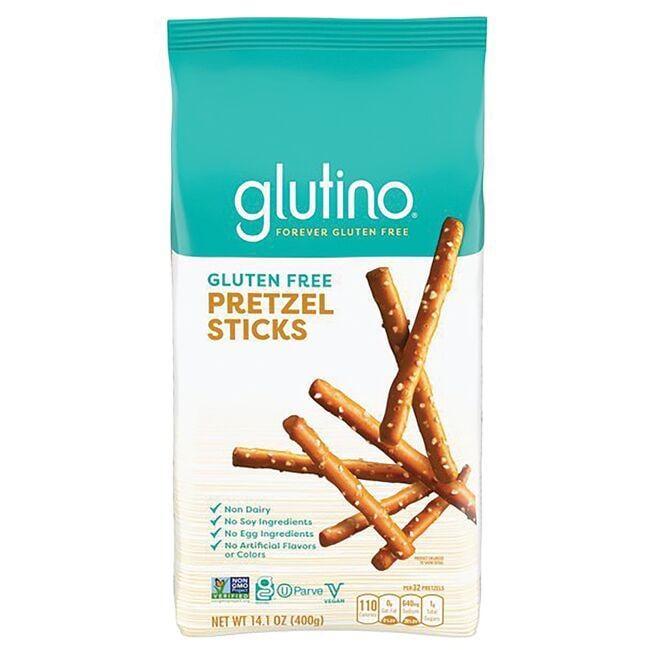 glutino gluten free pretzel sticks 14 1 oz pkg swanson health products