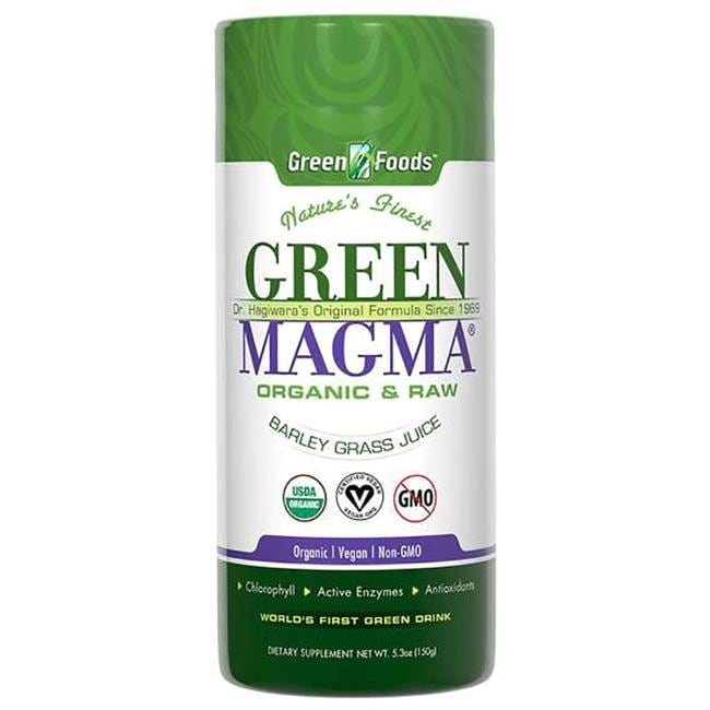 Green FoodsGreen Magma