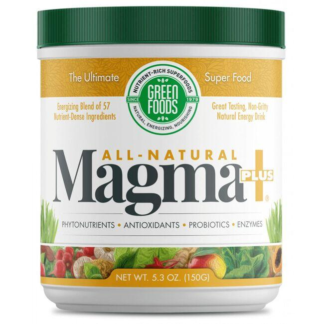 Green FoodsAll-Natural Magma Plus